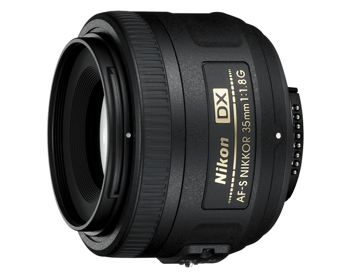 Lentes DX Nikon