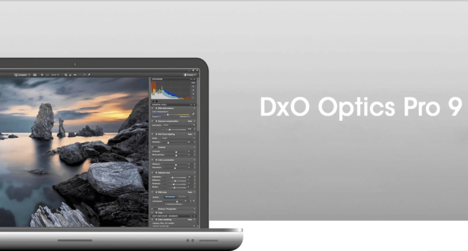 DxO OpticsPro 9 grátis