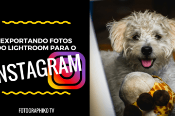 Lightroom para o Instagram